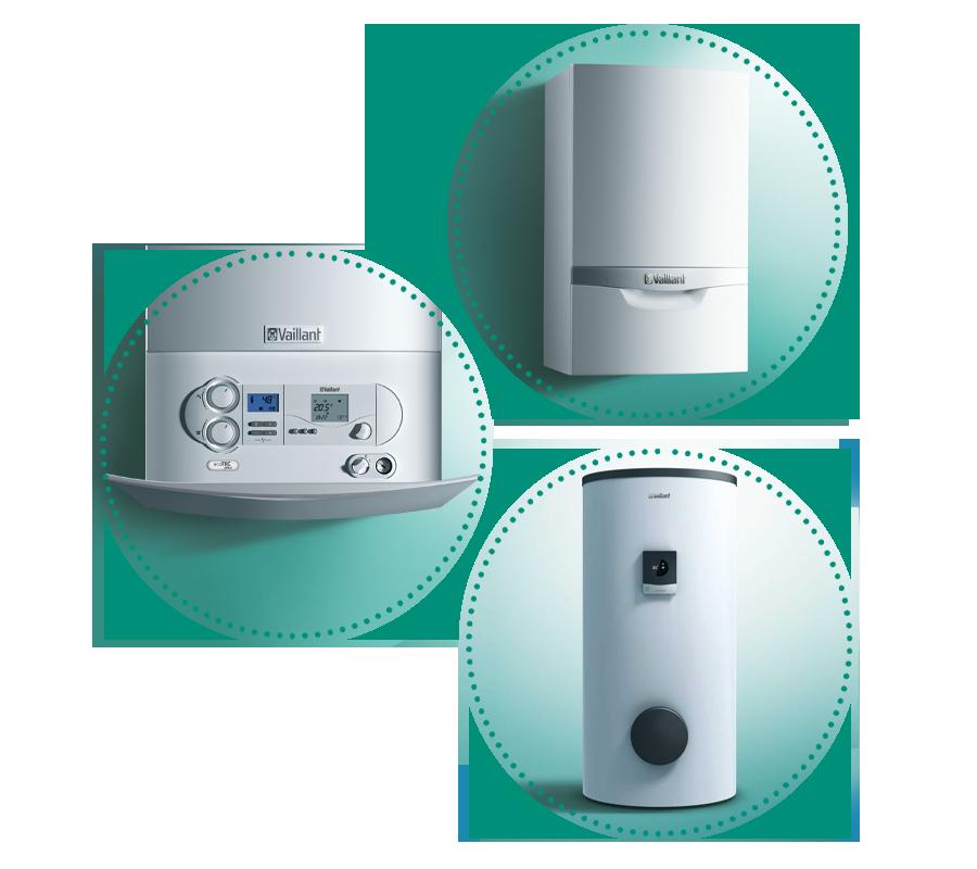 Chauffagiste pour Installation, entretien et dépannage de chaudière, chauffe-eau et boiler Vaillant